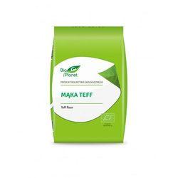 Mąka teff bio 400 g -  wyprodukowany przez Bio planet