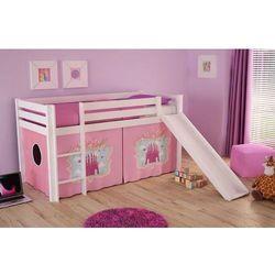 Tekstylia do wysokiego łóżka pino - zamek marki Vipack