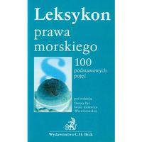 Leksykon prawa morskiego. 100 podstawowych pojęć