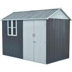 Hecht czechy Hecht 6x10 nord domek narzedziowy ogrodowy na narzedzia wiata meble ogrodowe 172 x 302 cm - ewimax oficjalny dystrybutor - autoryzowany dealer hecht