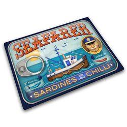Deska do krojenia szklana Sardine Joseph Joseph ODBIERZ RABAT 5% NA PIERWSZE ZAKUPY (5028420900491)