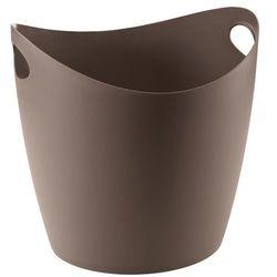 Miska łazienkowa bottichelli, rozmiar xl - kolor brązowy,  marki Koziol
