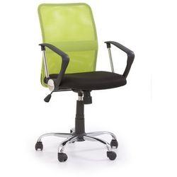 Fotel obrotowy zielony tony marki Halmar