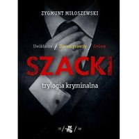 Szacki. Trylogia kryminalna (9788328046481)