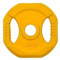 Obciążenie czworokątne  pump set 1,25 kg (30 mm) - 1,25 kg od producenta Insportline