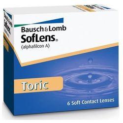 Soflens 66 toric wyprodukowany przez Bausch & lomb