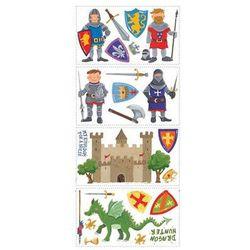 ROOMMATES Naklejki ozdobne Rycerze - produkt z kategorii- Dekoracje i ozdoby dla dzieci