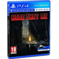 Gra Here They Lie VR z kategorii: gry PS4
