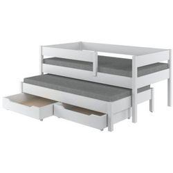 Łóżko dziecięce podwójne Jula 140x70