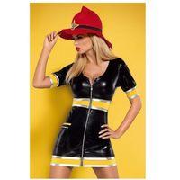 Firegirl kostium 3-częściowy S/M (5901688202913)