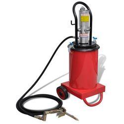 vidaXL Wtryskiwacz olejowy z napędem pneumatycznym 12 L - sprawdź w wybranym sklepie