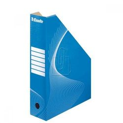 Esselte Pojemnik na katalogi 80mm niebieski 10025 (5032191100257)