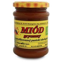 Miody Sznurowski: miód gryczany BIO - 380 g - produkt z kategorii- Miody