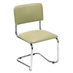 Krzesło SYLWIA s - do poczekalni i sal konferencyjnych, konferencyjne, na nogach, stacjonarne, SYLWIA S