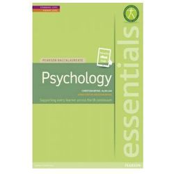 Pearson Baccalaureate Essentials: Psychology Print and Ebook Bundle, książka z ISBN: 9781447951520