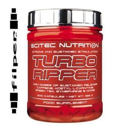 turbo ripper 200 kaps marki Scitec