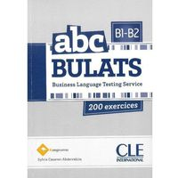 ABC Bulats B1-B2. Książka + CD Business Language Testing Service