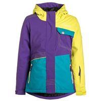 Dare 2B CRAZE Kurtka narciarska neon spring/royal purple/enamel