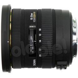 Sigma 10-20 mm f/3,5 EX DC HSM Pentax/Samsung - produkt w magazynie - szybka wysyłka!