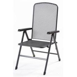 Riwall regulowane krzesło ogrodowe savoy basic (4260278790744)