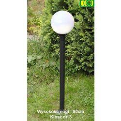 Lampa ogrodowa 100cm z kloszem marki Tivolo sp.j