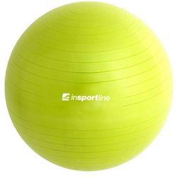 inSPORTline Top Ball 75 cm - IN 3911-6 - Piłka fitness, Zielona - zielony z kategorii piłki i skakanki
