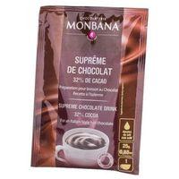 Czekolada na gorąco Monbana Supreme - saszetka 25g