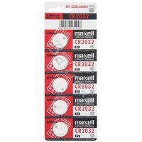 5 x bateria litowa  cr2032 wyprodukowany przez Maxell