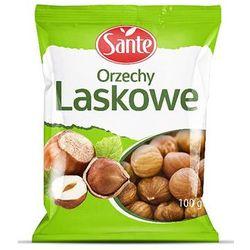 Orzechy laskowe 100 g Sante - produkt z kategorii- Bakalie, orzechy, wiórki
