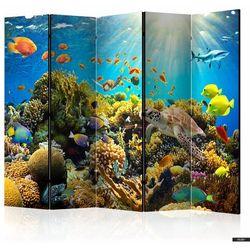 SELSEY Parawan 5-częściowy - Podwodny świat