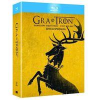 Gra o Tron, sezon 2 (Blu-Ray) - Timothy Van Patten, Alan Tylor, Daniel Minahan (7321996323076)