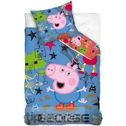 Pościel dziecięca Świnka Peppa - George Robot - sprawdź w wybranym sklepie