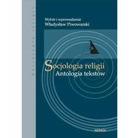 Socjologia religii. Antologia tekstów. Wydanie 3, pozycja wydawnicza