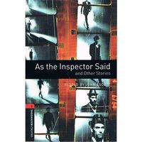 As the Inspector Said and Other Stories, Oxford University Press