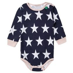 Fred's World by GREEN COTTON Body rose z kategorii Body niemowlęce