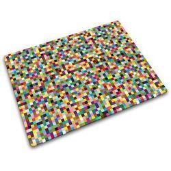 Joseph joseph Deska do krojenia szklana mini mosaic | odbierz rabat 5% na pierwsze zakupy >> (5028420092714)