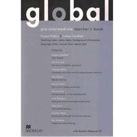 Global Pre-Intermediate Książka Nauczyciela + Płyta Resource CD