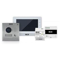 Bcs -vd2w1 zestaw wideodomofonowy dwuprzewodowy bcs