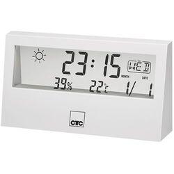 Stacja pogody wsu 7022 biały marki Clatronic
