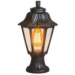 Cokół Anna czarny z kategorii Lampy ogrodowe