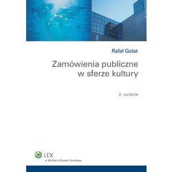 Zamówienia publiczne w sferze kultury, rok wydania (2012)