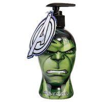 Marvel Disney  hulk żel pod prysznic dla dzieci 300ml - art.rozne (5013692228619)