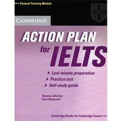 Action Plan for IELTS Self-study Student's Book General Trai (ISBN 9780521615310)