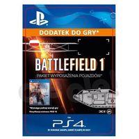 Battlefield 1 - Pakiet Wyposażenia Pojazdów [kod aktywacyjny] (0000006200225)
