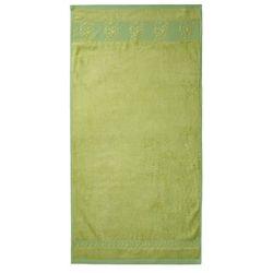 Jahu Ręcznik bambus Ankara zielony, 50 x 100 cm