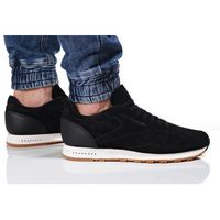 Sneakersy reebok Classic Leather SG (BS7892) - Czarny