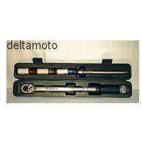 Klucz dynamometryczny ½'' z akcesoriami