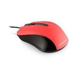 Mysz MODECOM Czerwona M-MC-00M9-150/ DARMOWY TRANSPORT DLA ZAMÓWIEŃ OD 99 zł z kategorii Myszy, trackballe i wskaźniki