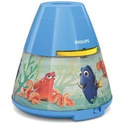 Philips 71769/90/16 - projektor dziecięcy disney finding dory led/0,1w/3xaaa