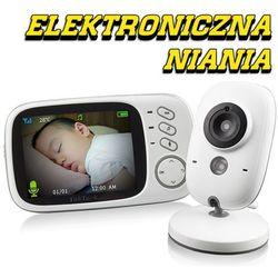 Elektroniczna niania vb603 vox temperatura i tryb nocny marki Gospy.pl